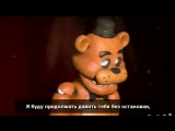 5 Ночей С Фредди Анимация - ФРЕДДИ VS СПРИНГТРАП - ЭПИЧНАЯ РЭП БИТВА