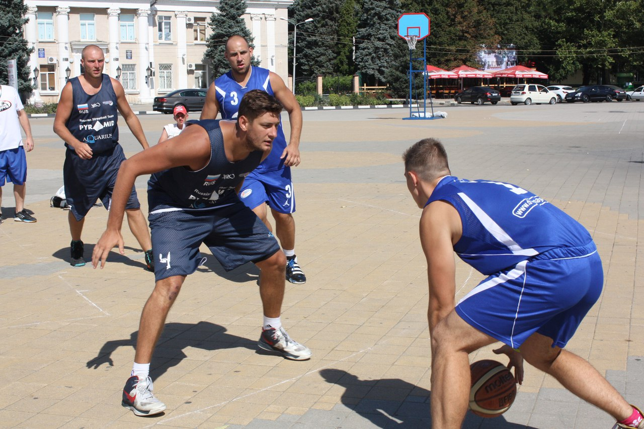 Tegas Streetball Challenge