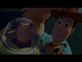 Юбилейный ролик Пиксар Pixar - 20 лет дружбы / 20 Years of Friendship