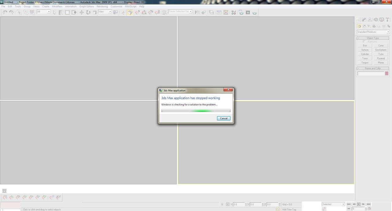 Taskkill 3dsmax exe | ScriptSpot