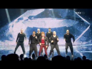 Милен Фармер  Mylene Farmer - Du Temps (NRJ Music Awards 2012г.)