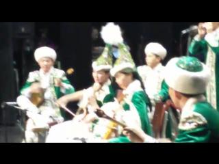 Туркия Стамбулда Наурыз концерт...