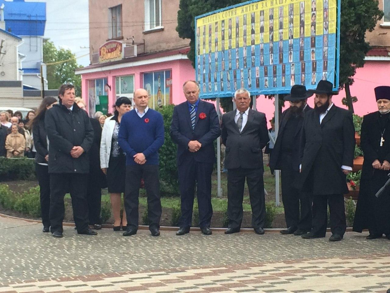 Бердичів, меморіал небесній сотній, меморіал героям україни, меморіал Слава Героям