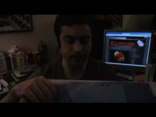 Mailbag_ 3-28-15 Bubblegum Crisis Animation Cel