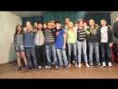 Изгиб гитары желтой Смена КВН 2015 5 отряд Вечер стандартных номеров