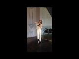 Collection Actinia. Backstage. Designer Alesya Kovalenko