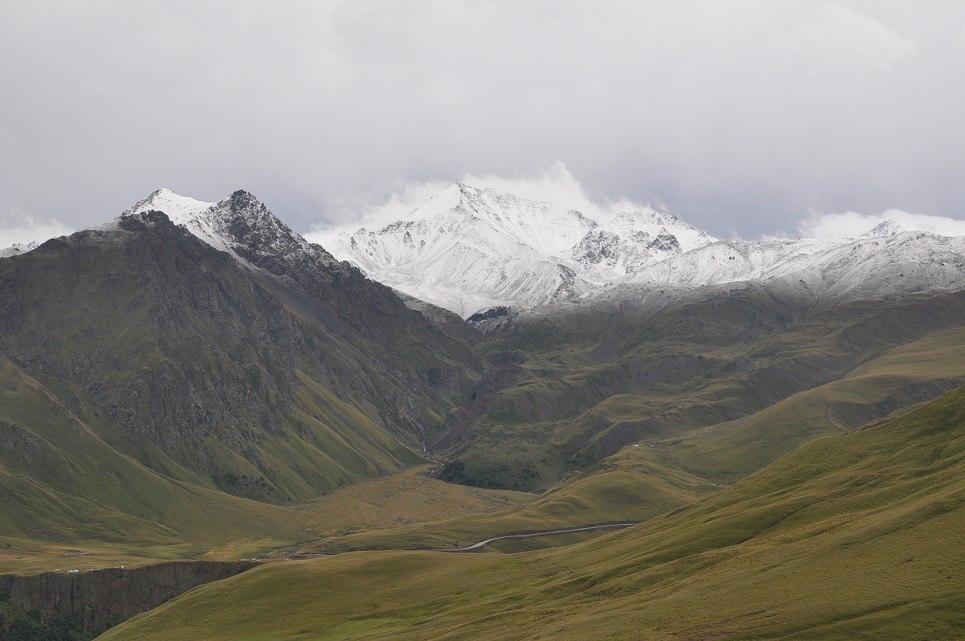 Взойти на Эльбрус с севера (август 2015)