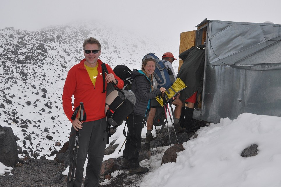 Взойти на Эльбрус с севера (август 2015, 2017, 2018)