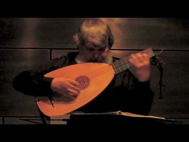Paul O'Dette plays John Dowland