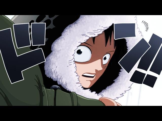 One Piece AMV/ASMV - MONKEY D. LUFFY / I'M BACK ᴴᴰ