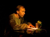 В Пензе «Театр Доктора Дапертутто» представил премьеру «Дневник Анны Франк on-line»