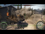 World of Tanks Xbox One Gameplay Frame-Rate Test