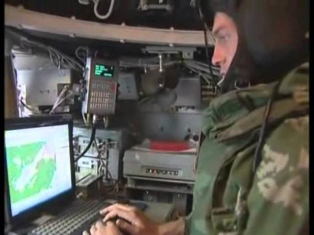 Автоматизированная система управления батальона