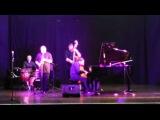 Daniel Kramer &amp Robert Anchipolovsky Quartet Live In Israel 2014 Petah - Tikva Concert