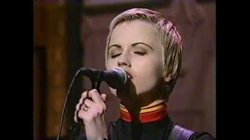 The Cranberries - Zombie - Late Show With David Letterman - November 1994