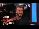 David Beckham on Retirement
