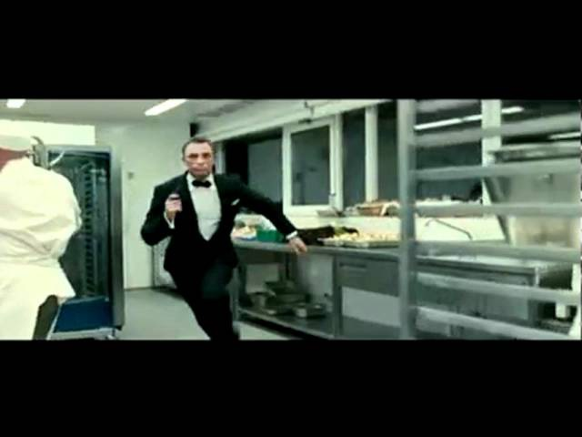 You Know my name Best James Bond 007 Song Ever HIGH QUALITY SOUND