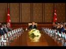 Cumhurbaşkanı Erdoğan Yezidileri Kabul Etti