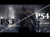 PS4 vs PS3 Graphics Comparison | COD Advanced Warfare