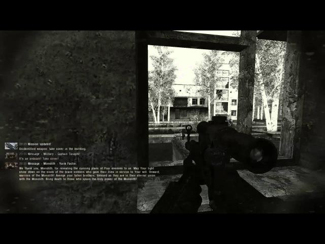 S.T.A.L.K.E.R Misery 2.1 - Sniper