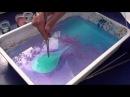 Мастер класс эбру Рисование на воде Сайт Отдыхай и покупай