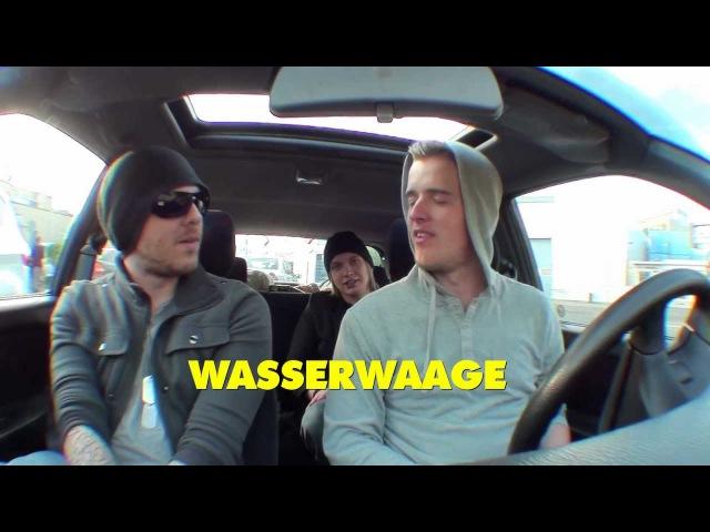 Wir fahren mit dem Auto 2 (The Wasserwaage returns)