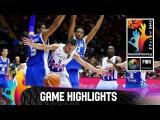Puerto Rico v Greece - Game Highlights - Group B - 2014 FIBA Basketball World Cup