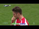 Ньюкасл - Арсенал 1-2 (21 марта 2015 г, Чемпионат Англии)