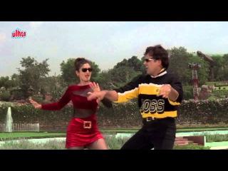 Ankhiyon Se Goli Mare, Raveena Tandon, Govinda, Sonu Nigam - Dulhe Raja Dance Song