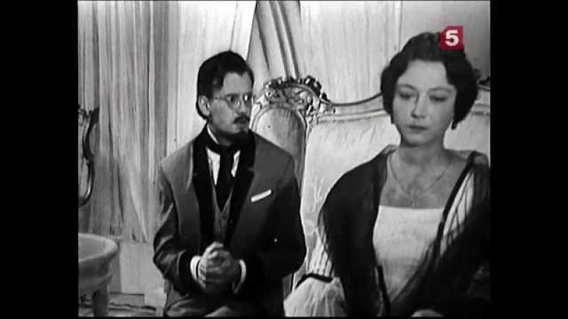 Месяц в деревне, 2 серия (заключит). ЛенТВ, 1968 г.