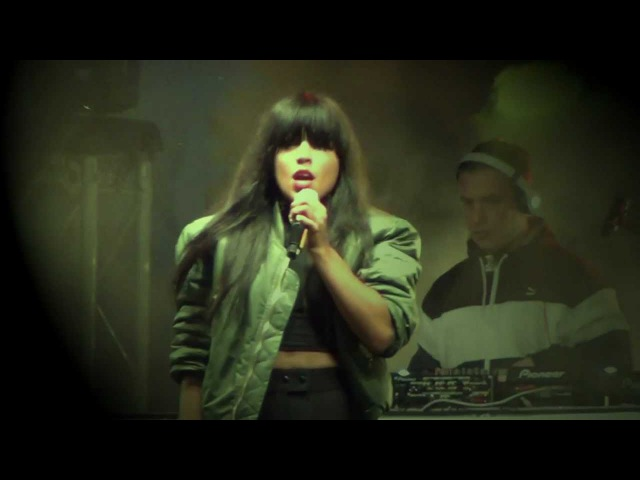 LOREEN Sober Videoclip from a live concert video