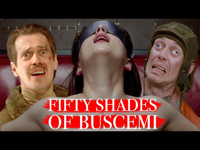 50 Shades of Buscemi (Trailer Recut)