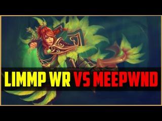Limmp Windranger vs Meepwn'd 12/0/12 @ esportal dota 2 league