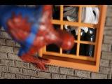 Обзор фигурки ЧЕРНАЯ КОШКА (Marvel Select Black Cat) by Кисимяка