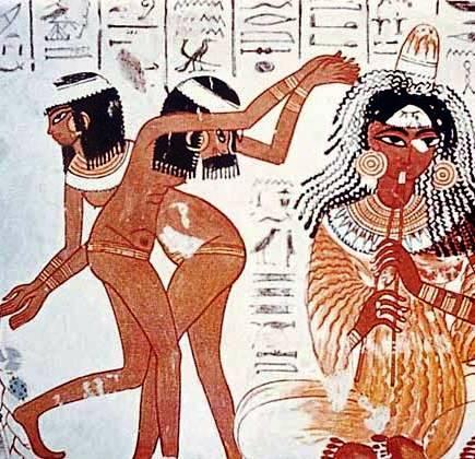 древние египтяне порно видео