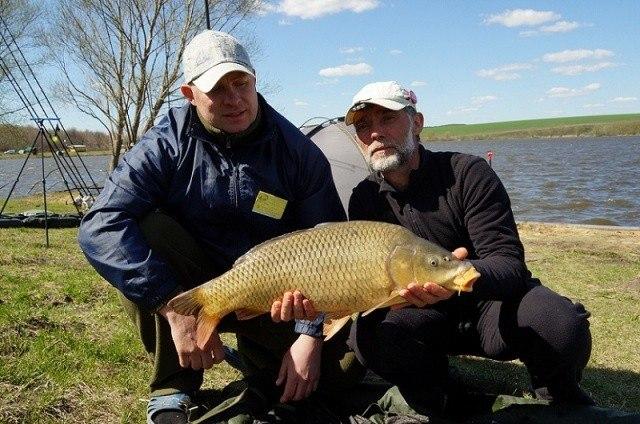 рыбалка в белгородской области на карпа