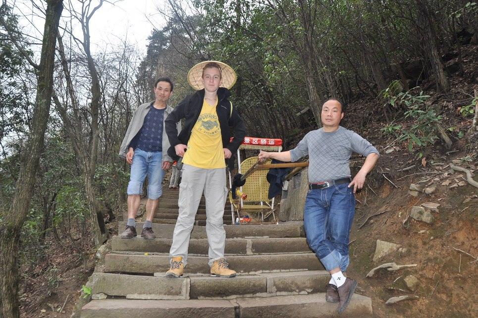Южный Китай 2 в 1 (март-апрель 2015)
