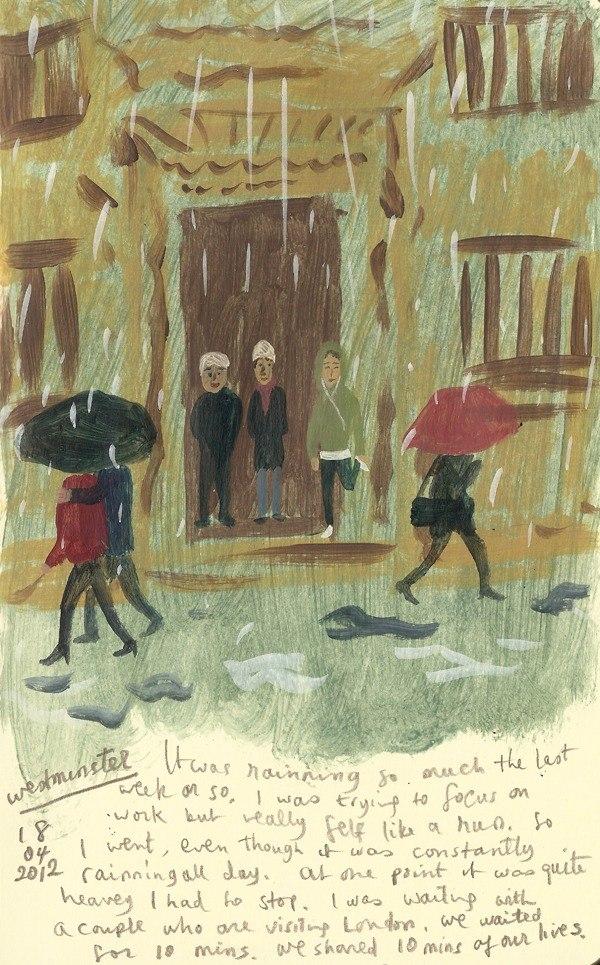 Иллюстрации от Meng-Chia Lai