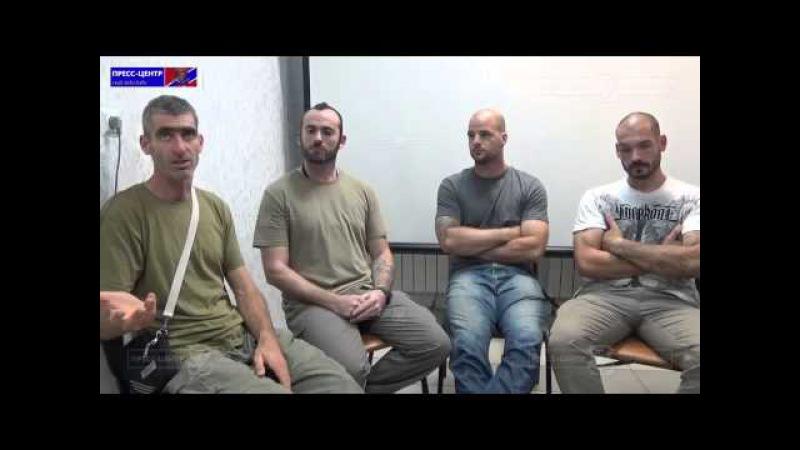 Españoles acuden a Donbass, Ucrania, para ayuda humanitaria y desmontar las mentiras de los medios