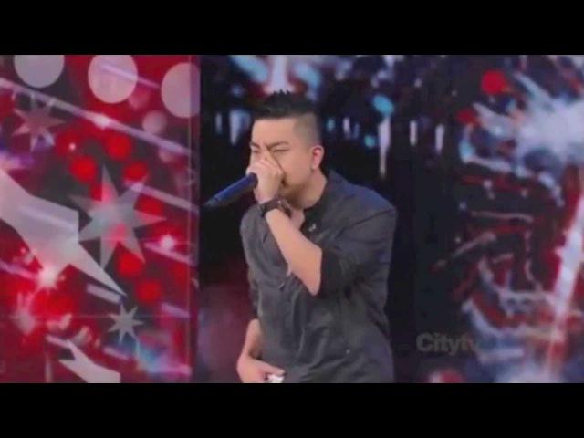 Canada's Got Talent Audition KRNFX