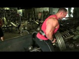 In The Iron Asylum With Armon Adibi -1 week out of 2014 NPC Nationals: Back Attack