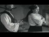 1937 год Степан Шкурат, Анастасия Левицкая Дуэт Карася и Одарки из оперы