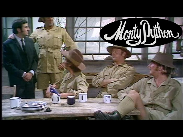 Bruces Sketch - Monty Python's Flying Circus