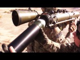 US Soldiers Shooting the Powerful  M3 Carl Gustav Recoilless Rifle - Carl Gustaf M3 MAAWS
