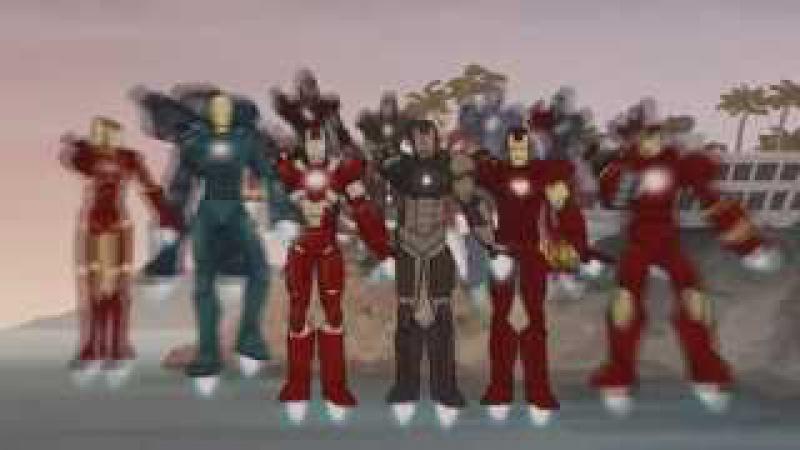 Как следовало закончить фильм Железный Человек 3. Дубляж