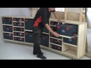 Build it with Bosch Project 6: Multi Bench L-BOXX Storage part 1