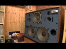 JBL 4355 speakers restored by Kenrick Sound has been delivered to Mr Abe's room