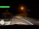 Japanese touge R35 GTR first drive