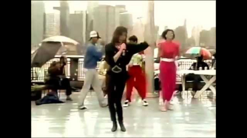 Laura Branigan - Self Control - All Night Fuji (1984)