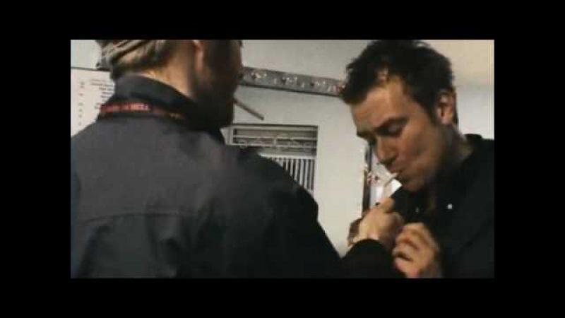 Damon Albarn Cigarette Trick
